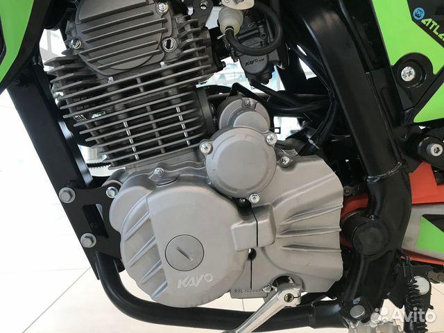 Мотоцикл kayo T2 250 enduro 21/18 88792225000 купить 7