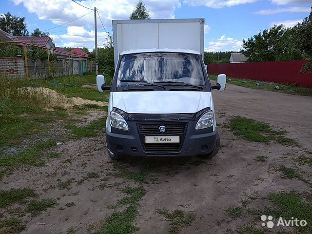 ГАЗ ГАЗель 3302, 2006  89155418373 купить 3