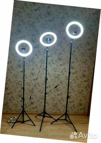 Кольцевая лампа кольцевая лампа  купить 1