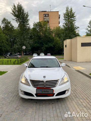 Hyundai Equus, 2014  89054040409 купить 3