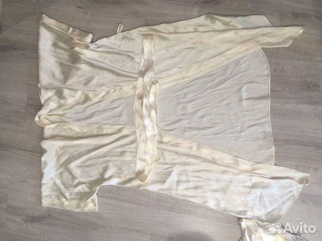 Атасный халат с сорочкой  89802506053 купить 3