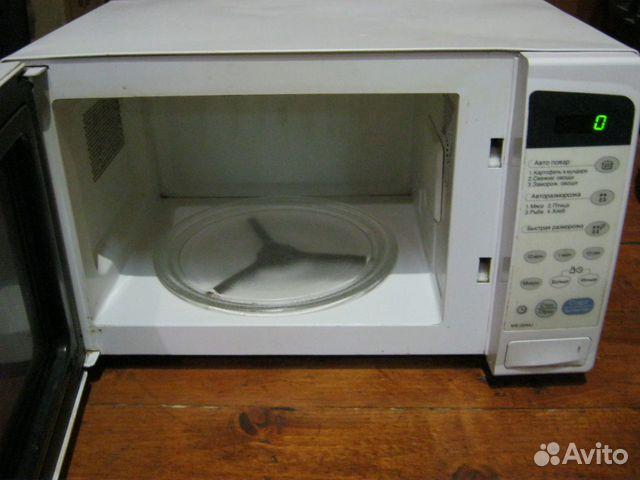 Микроволновая печь LG  89045076409 купить 1