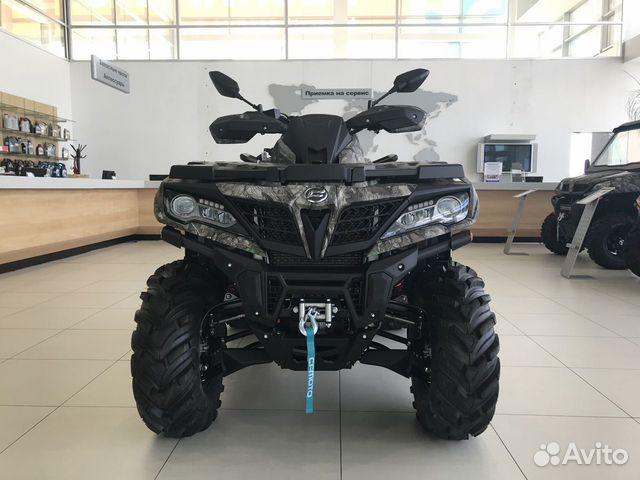 Квадроцикл CFMoto X10 EPS  88792225000 купить 1