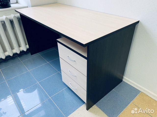 Письменный стол с тумбой  89090173737 купить 2