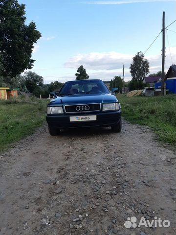 Audi 80, 1991