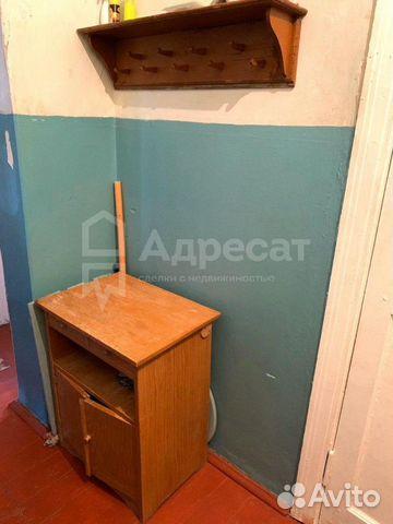 Комната 13 м² в 2-к, 1/2 эт.  купить 6