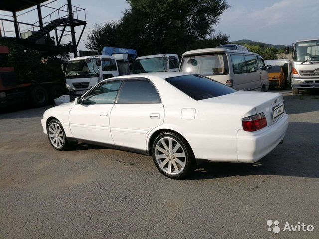 Toyota Chaser, 1998  89662713733 купить 2
