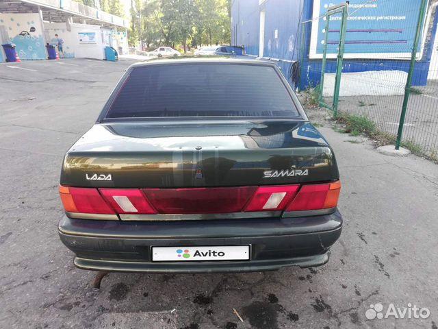 ВАЗ 2115 Samara, 2006  89011466547 купить 3