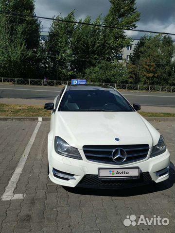 Mercedes-Benz C-класс, 2012  89622544207 купить 1