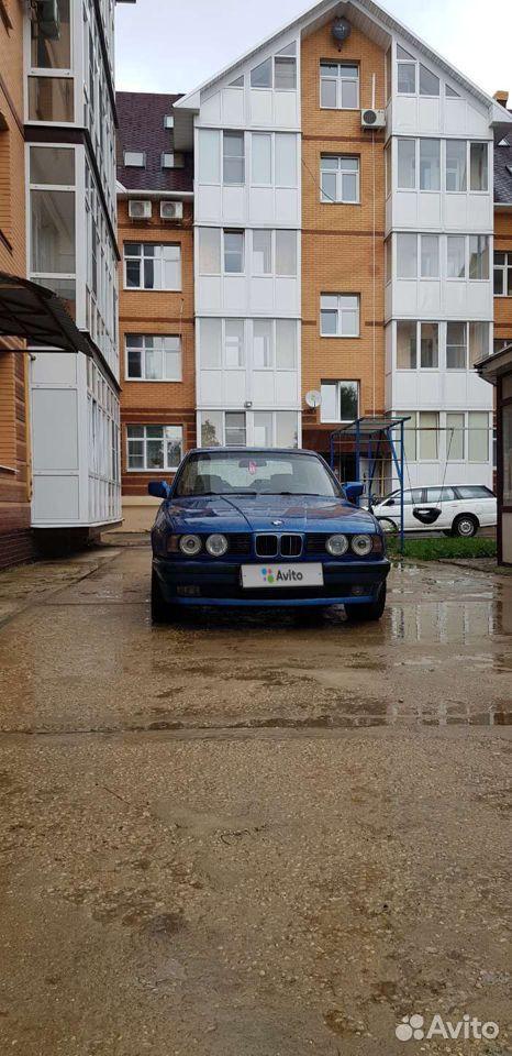BMW 5 серия, 1989  89587925571 купить 2