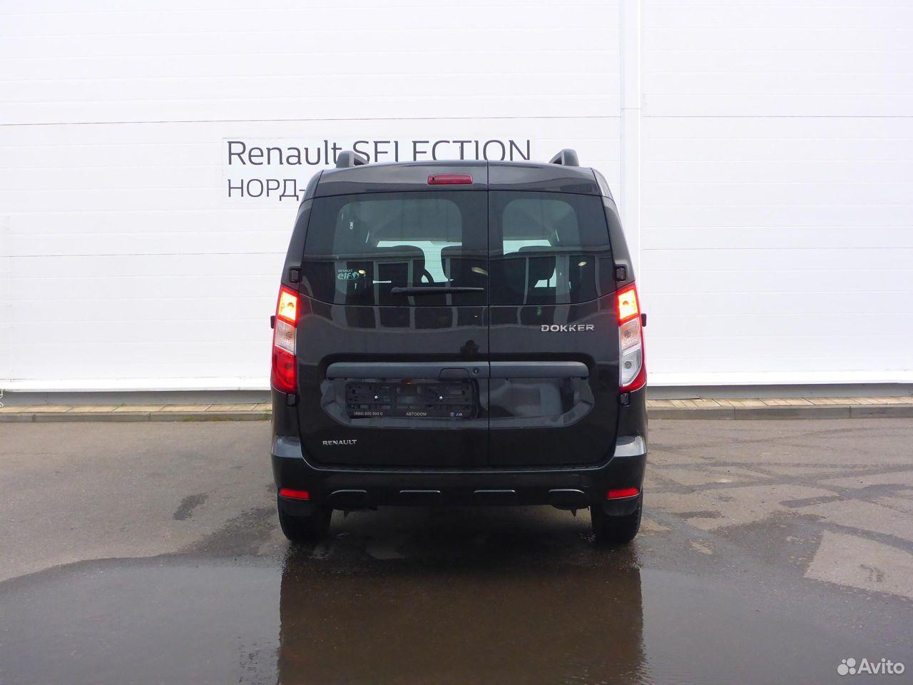 Renault Dokker, 2018  84822735062 купить 4