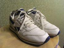 Кроссовки Reebok Leather Classic — Одежда, обувь, аксессуары в Москве