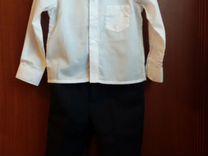 Рубашка+брюки на возраст 1-2 года. Колпино