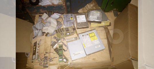 Жесткие диски и комплектующие для пк