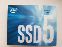 """Новый SSD диск 2.5"""" 512Gb Intel 545s"""