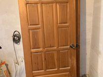 Деревянные (массив сосны) межкомнатные двери