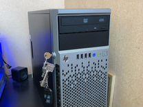 Сервер HP ProLiant ML310e Gen8 v2