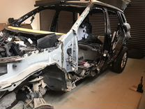 Range Rover Evoque в разборе