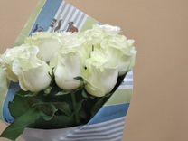 Букет из белых роз (Эквадор)