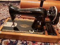 Швейная машина ручная пмз СССР