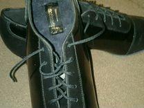 Новые туфли для спортивных танцев