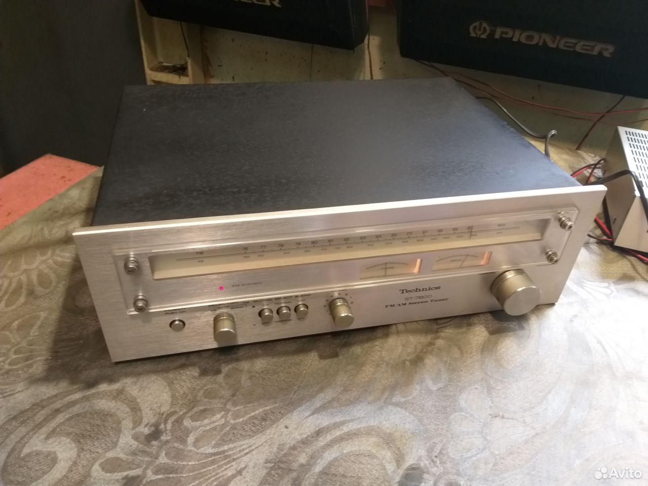 Тюнер Technics ST-7600  89084405797 купить 2