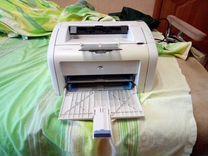 Продам принтер HP laser jet 1018 На запчасти
