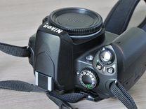 Зеркальный фотоаппарат Nikon D40