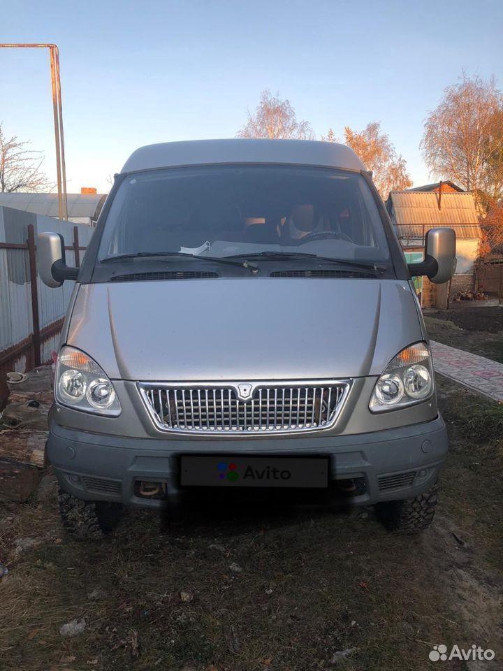 ГАЗ Соболь 2752, 2008  89053250828 купить 5