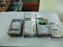"""Жесткие диски 2,5""""/ 3.5"""" от 80гб до 4тб — Товары для компьютера в Самаре"""