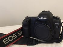 Фотоаппарат canon 5D mark II
