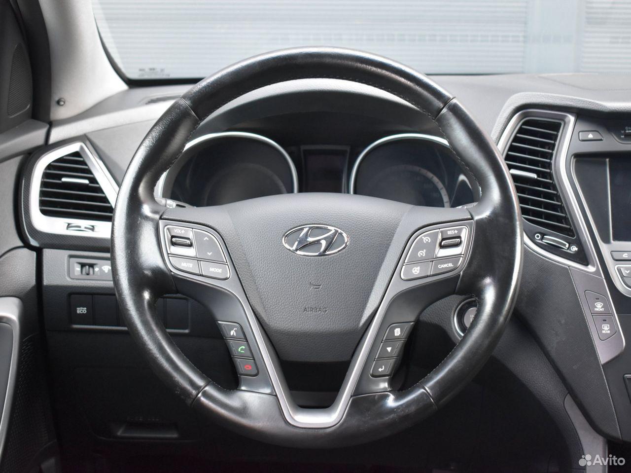 Hyundai Santa Fe, 2012  84012391573 купить 8