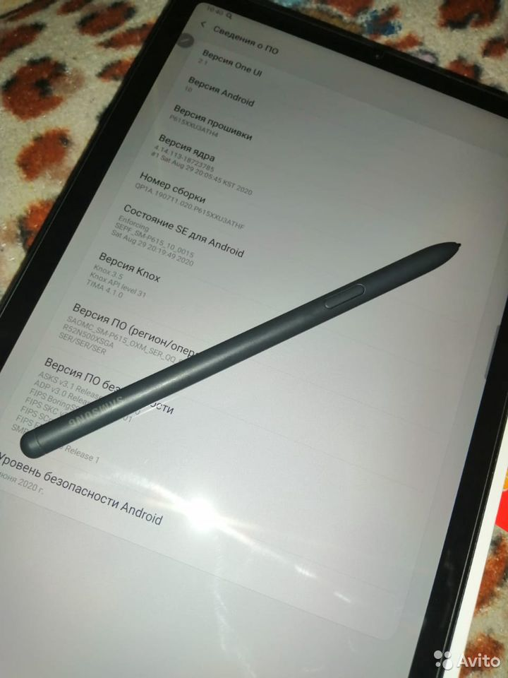 Samsung Galaxy Tab S 6 Lite  89528335812 купить 8