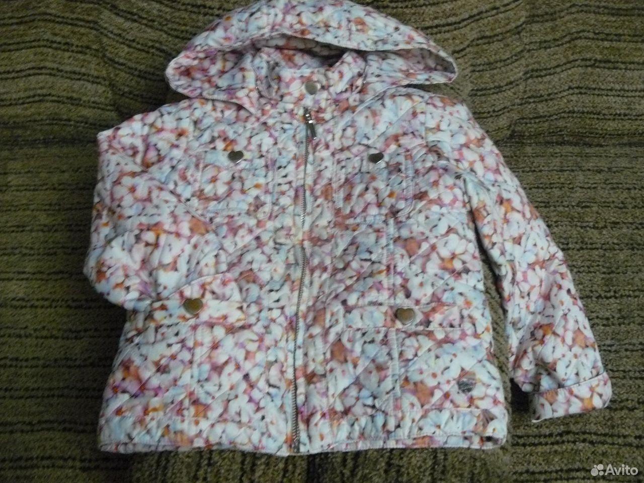 Куртка осенне-весенняя acoola 110 см 89871288618 купить 3