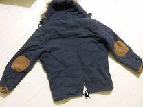Куртка-парка и обувь зимние мужские
