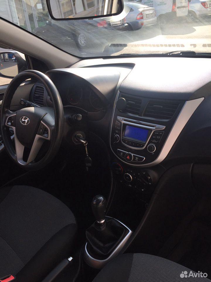 Hyundai Solaris, 2014  89189516554 купить 10
