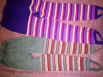Брючки и теплые штанишки