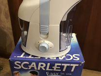 Соковыжималка Scarlett-1013