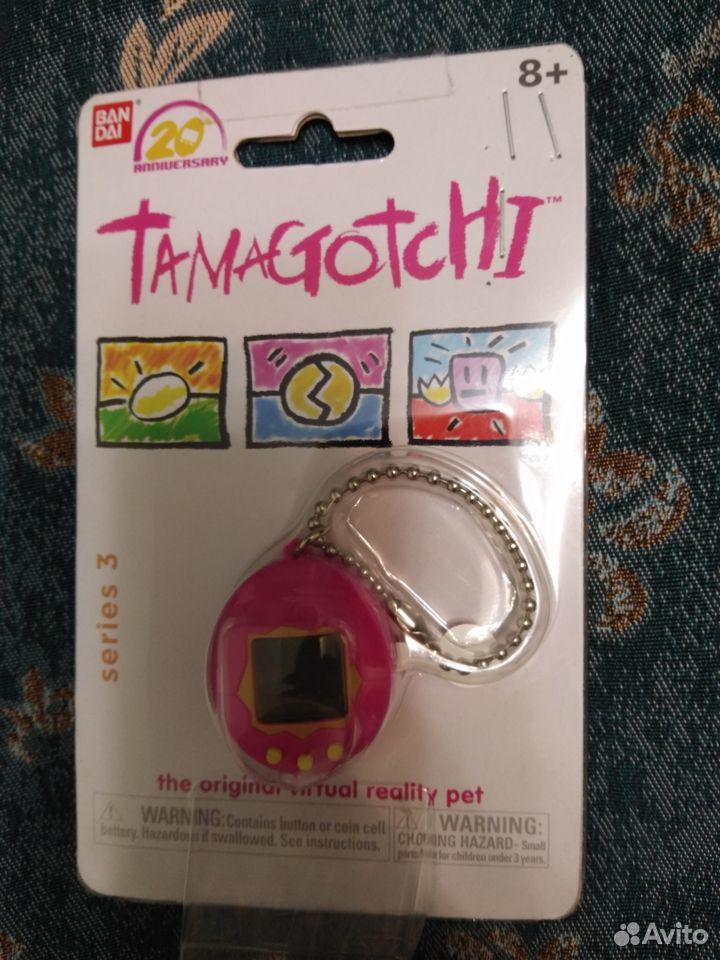 Тамагочи Chibi Pink-Yellow  89122033975 купить 1