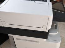 Мфу Пробег 38 тыс. HP LaserJet 500 MFP m525
