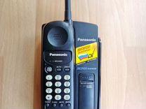 Беспроводной телефон Panasonik KX-TC1005 RUB