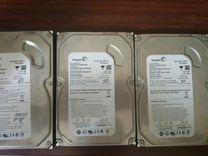 Жесткий диск SATA Seagate 7200.9-10 80 GB — Товары для компьютера в Краснодаре