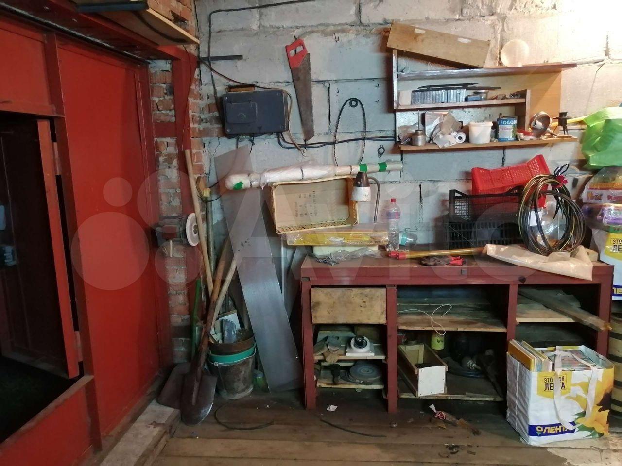 Garage 24 m2  89829981113 köp 5