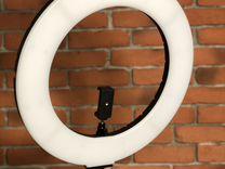 Кольцевая лампа 480 + пульт