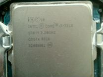 Процессор i3 3220 3.2 Ghz