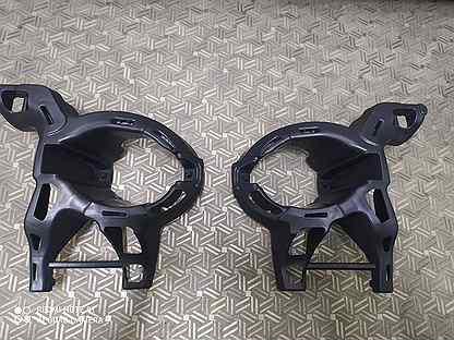 Комплект крепления птф Clio 3 sport 7701209317
