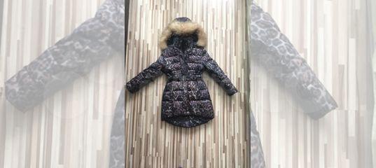 Зимняя куртка лебединое перо