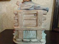 Фарфоровая статуэтка клеймо Румыния — Коллекционирование в Челябинске