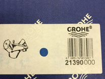 Смеситель Grohe на Раковину Германия Costa+донный