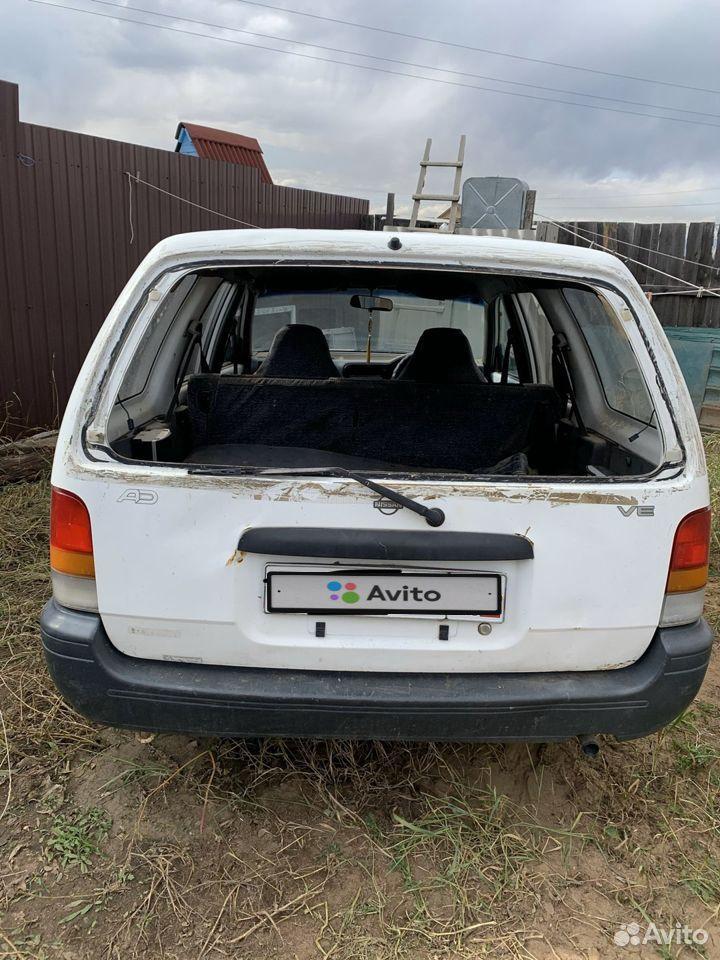 Nissan AD, 1996  89644620583 купить 2